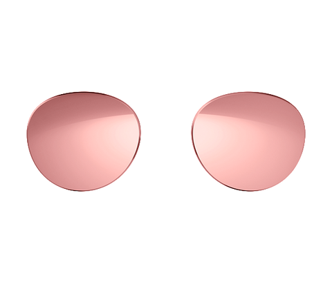 Bose Frames Lenses Rondo - Mirrored Rose Gold