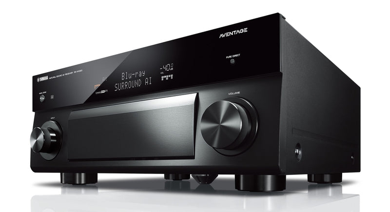DEMO MODEL - Yamaha RXA1080 7.2-Channel AVENTAGE AV Receiver