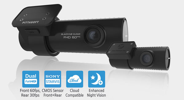 BlackVue DR750S-2CH64 Dual Full HD Cloud Dash Camera