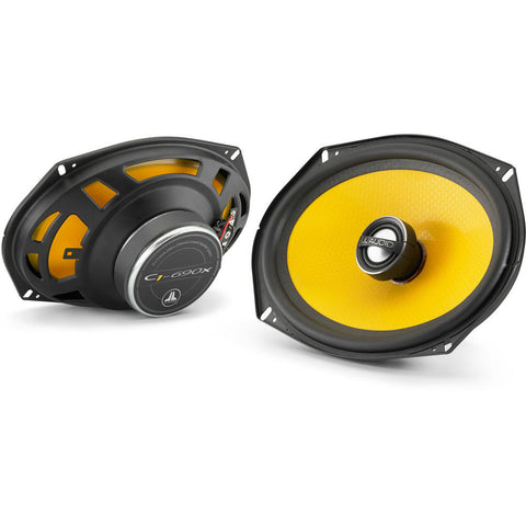 JL Audio C1-690x 6x9 Coaxial Speakers