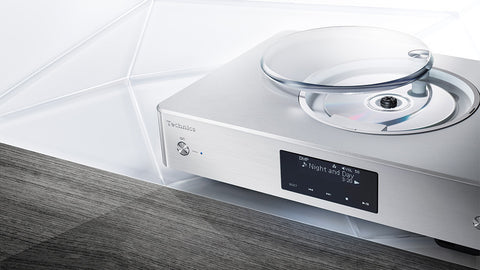 Technics SC-C500 Premium Class All-in-one Hi-Fi System - DEMO MODEL ONLY