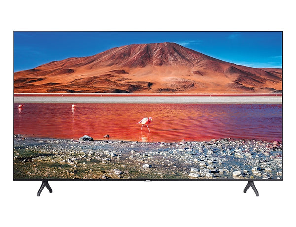 "Samsung 70"" 4K UHD HDR LED Tizen Smart TV (UN70TU7000FXZC)"