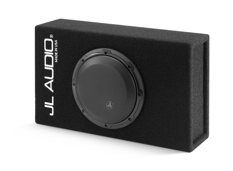 JL Audio CP108LG-W3v3 Single 8W3v3 MicroSub - Advance Electronics  - 1