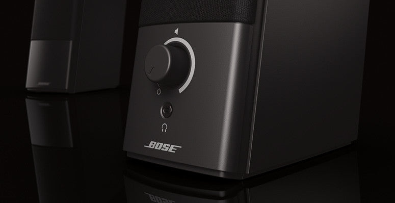 Bose Companion® 2 Series III multimedia speaker system - Advance Electronics  - 2