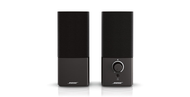 Bose Companion® 2 Series III multimedia speaker system - Advance Electronics  - 1