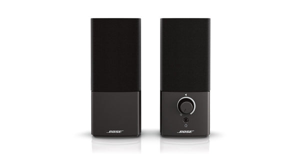 bose companion 2 series iii multimedia speaker system advance electronics. Black Bedroom Furniture Sets. Home Design Ideas