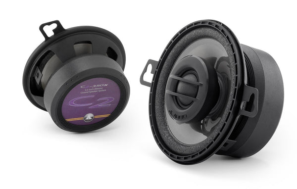 "JL Audio C2-350x 3.5"" Coaxial Speaker System - Advance Electronics"