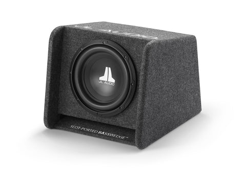 JL Audio CP112-W0v3 Single 12W0v3 BassWedge - Advance Electronics  - 1
