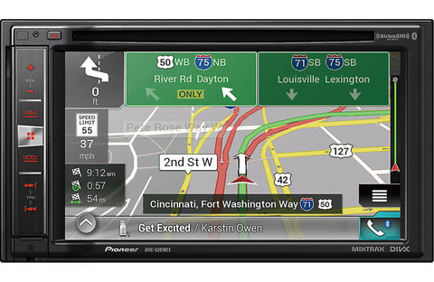 Pioneer AVIC-5201NEX In-Dash Navigation AV Receiver