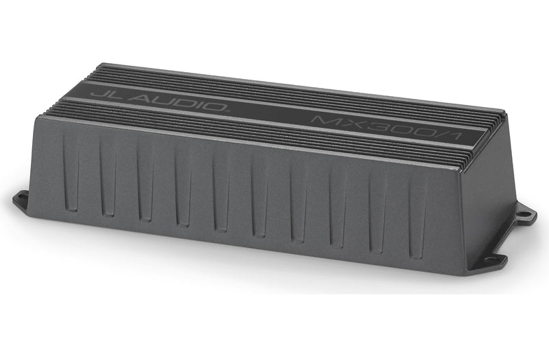 JL Audio MX300/1 Monoblock Class D Wide-Range Marine Amplifier