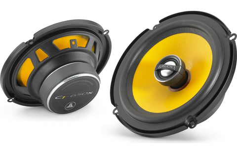 "JL Audio C1-650x 6.5"" Coaxial Speakers"