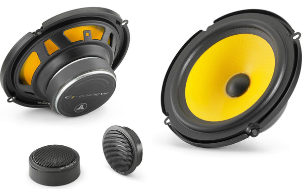 "JL Audio C1-650 6.5"" Component Speakers"