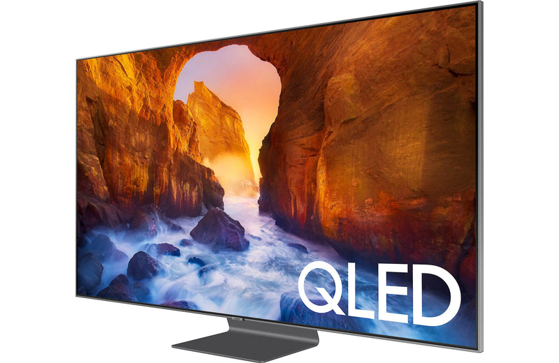 "DEMO MODEL - Samsung QN75Q90R 75"" Smart QLED 4K Ultra HD TV with HDR"