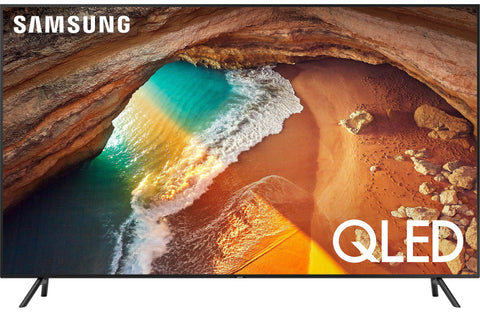 "Samsung QN65Q60R 65"" Smart QLED 4K Ultra HD TV with HDR"