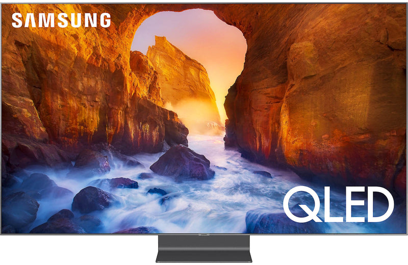 "DEMO MODEL ONLY - Samsung QN75Q90R 75"" Smart QLED 4K Ultra HD TV with HDR"
