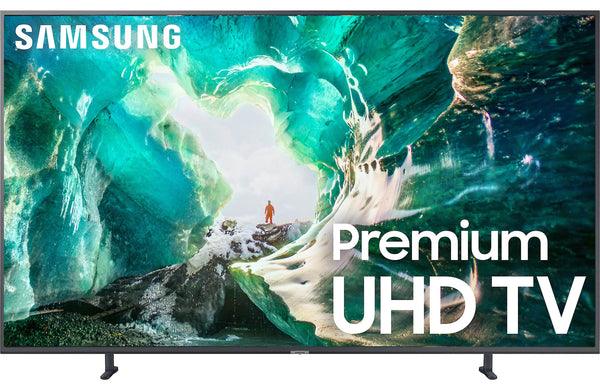 "Samsung UN55RU8000 55"" Smart LED 4K Ultra HD TV with HDR - DEMO MODEL ONLY"