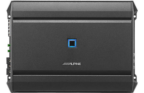 Alpine S-A55V S-Series 5-channel Car Amplifier