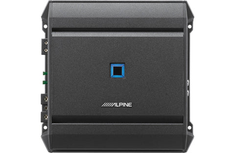 Alpine S-A60M S-Series S-A60M Mono Power Amplifier