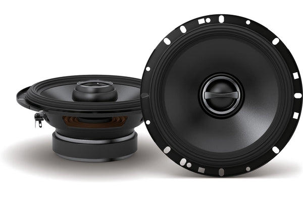 "Alpine S-S65 6-1/2"" Coaxial 2-Way Speaker Set"