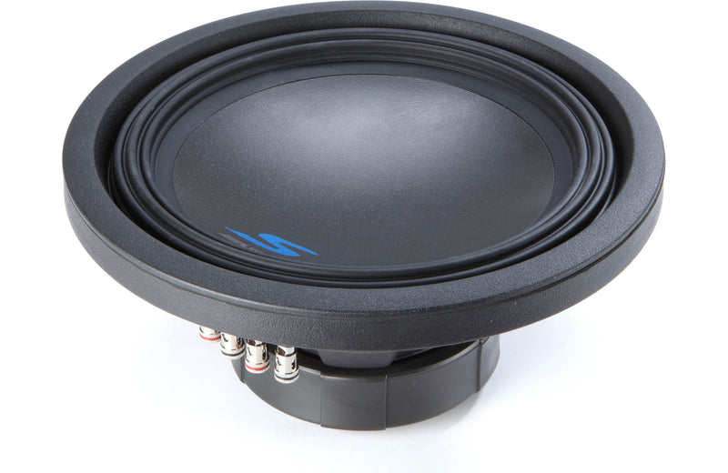 "Alpine S-W12D2 S-Series 12"" Subwoofer with Dual 2-ohm Voice Coils"
