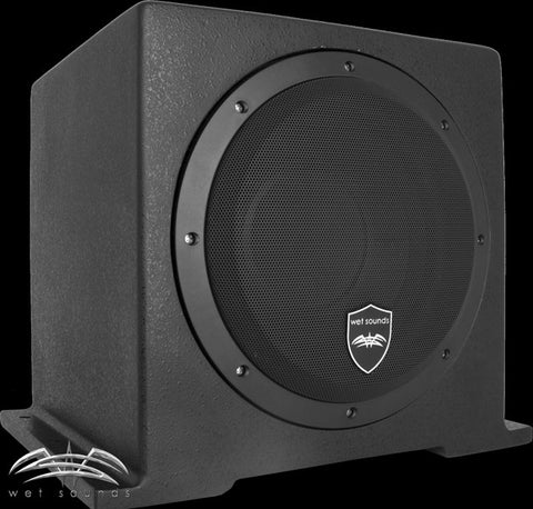 Wet Sounds HT-AS10 Active Subwoofer System - Advance Electronics  - 1