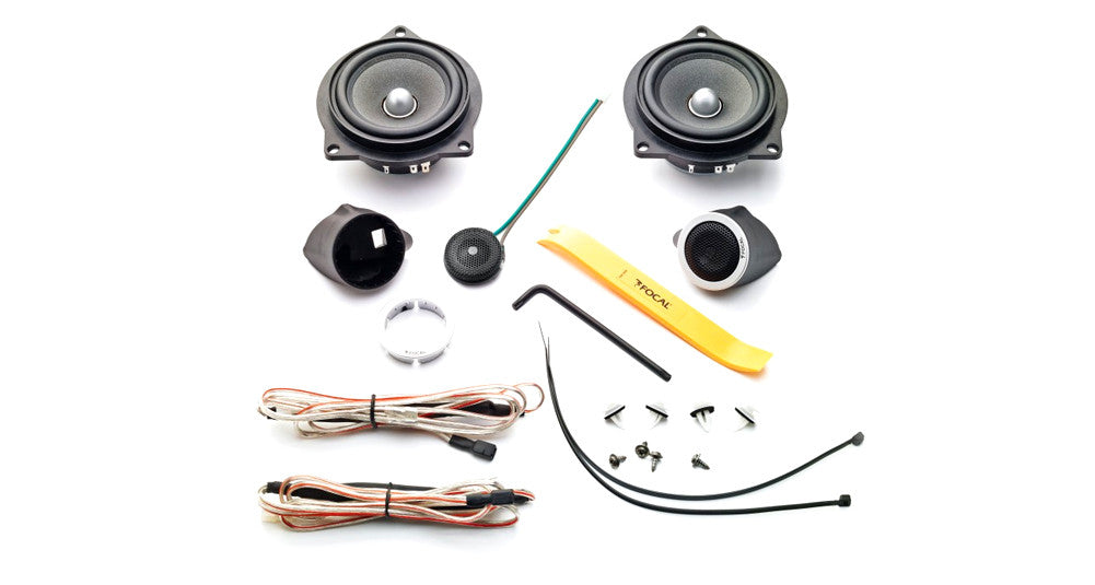 Focal IFBMWS 2-way Speaker Component Kit for BMW - Advance Electronics
