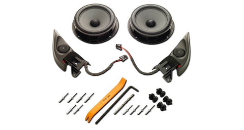 Focal IFVWGOLF6 Speaker Component Kit for Volkswagen Golf 6 - Advance Electronics