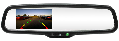 Rostra 250-8830 Backup Camera Rearview Mirror