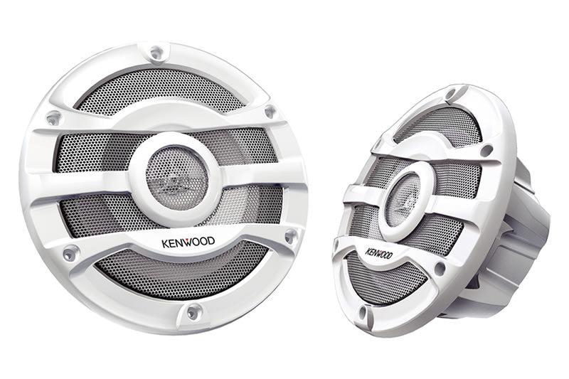 Kenwood KFC-2053MRW In-Car Marine Speakers - Advance Electronics