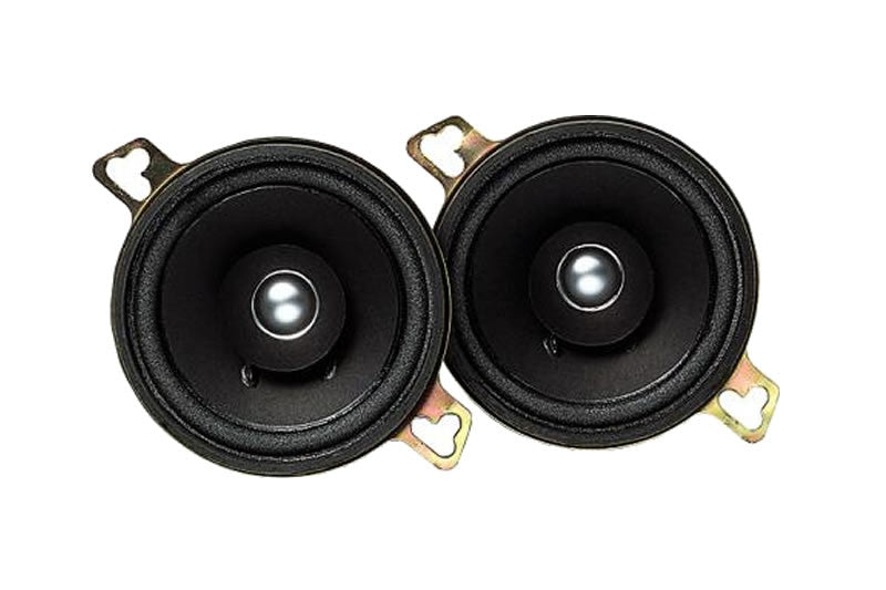 "Kenwood KFC-835C 3-1/2"" Round Speaker System - Advance Electronics"