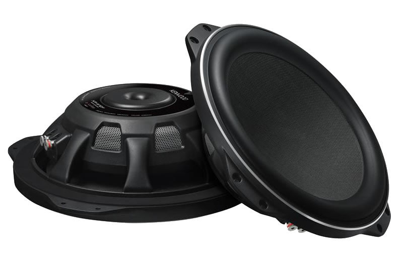 "Kenwood XR-W12F 12"" Oversized Diaphragm Slim Subwoofer - Advance Electronics"
