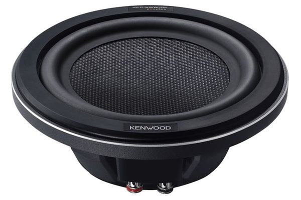 "Kenwood KFC-XW800F 8"" Slim Subwoofer - Advance Electronics"