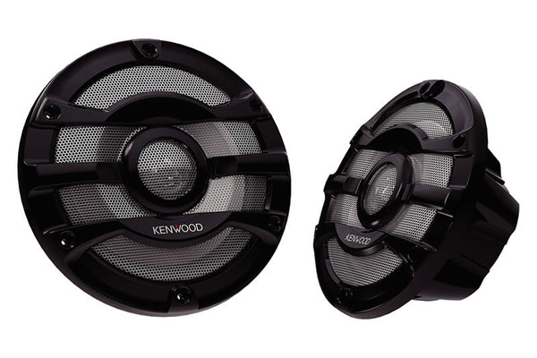 Kenwood KFC-2053MRB Marine 2-way 2 Speakers - Advance Electronics  - 1