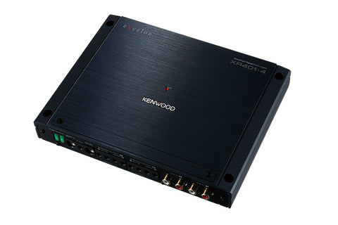 Kenwood XR401-4 eXcelon Reference 4-Channel Digital Power Amplifier