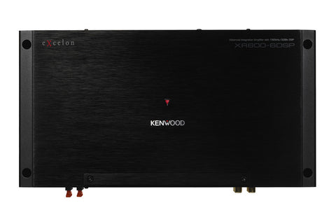 Kenwood XR600-6DSP OEM Integration Amplifier with 192/32bit DSP