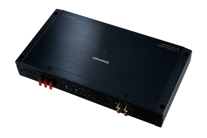 Kenwood XR1001-1 eXcelon Reference Class D Mono Power Amplifier