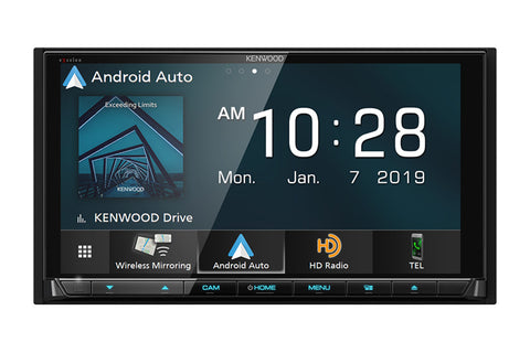 Kenwood DDX9906XR DVD Receiver with Bluetooth & HD Radio