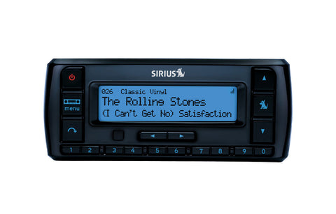SiriusXM Stratus 7 with Vehicle Kit - Advance Electronics  - 1
