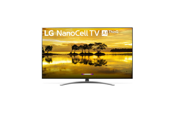 LG 65SM9000PUA LG Nano 9 Series 4K 65 inch Class Smart UHD NanoCell TV w/ AI ThinQ