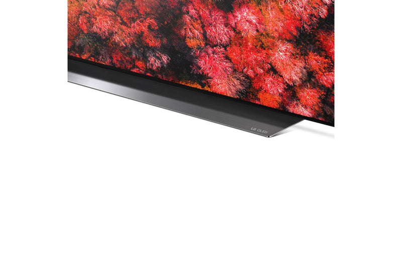 LG OLED55C9PUA C9 55 inch Class 4K Smart OLED TV w/ AI ThinQ - DEMO MODEL ONLY