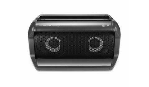 LG PK5 IPX5 Water Resistant Portable Bluetooth Speaker w/ Meridian Technology