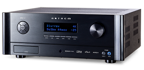 Anthem MRX 720 Receiver - Advance Electronics