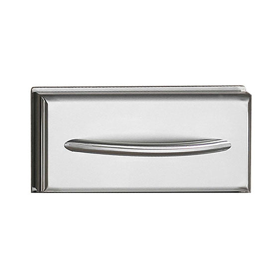 Napoleon Flat Stainless Steel Drawer Set