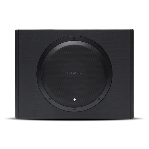 "Rockford Fosgate P300-12 300-watt Powered 12"" Subwoofer"