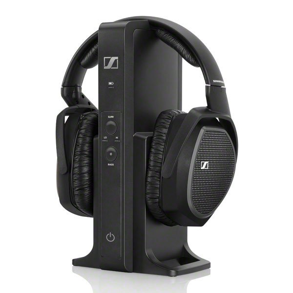 Sennheiser RS 175 Digital Wireless Around Ear Headphones