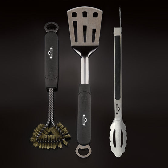 Napoleon 3 Piece Stainless Steel BBQ Tool Set