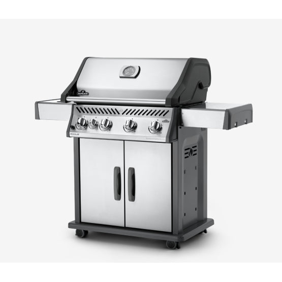 Napoleon R525SB Rogue Series Gas Grill with Range Side Burner