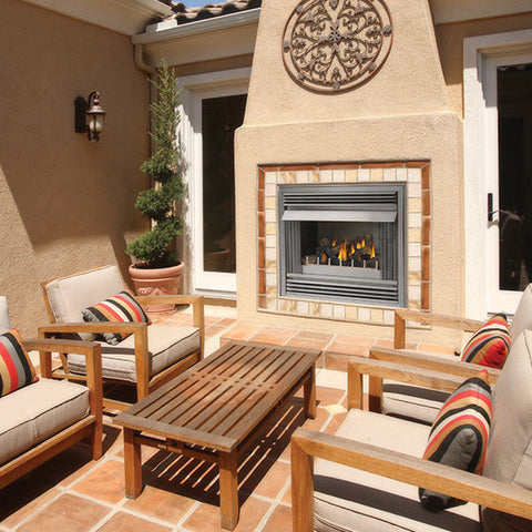 Napoleon Riverside 36 Outdoor Gas Fireplace