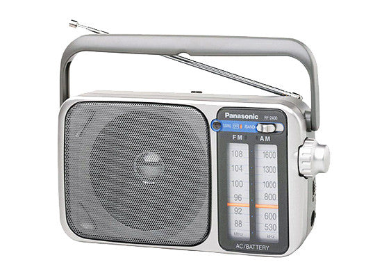 Panasonic RF-2400 Portable Radio - Advance Electronics