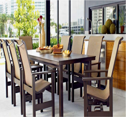 Telescope St Catherine 10 Piece Dinette Set